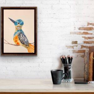 little bird in situ