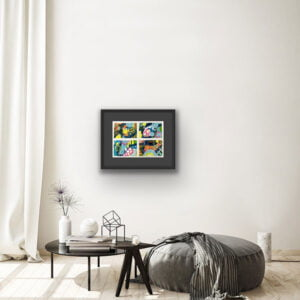 Abstract window